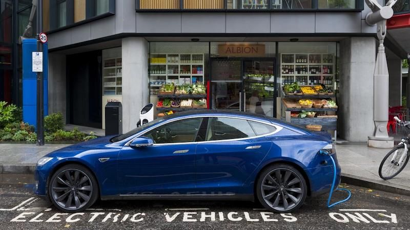 UK Moving up Its Goal to Ban New Gas-Powered Car Sales to 2030