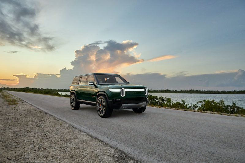 EV Startup Rivian Interested in Building Smaller EVs to Sell in China, Europe