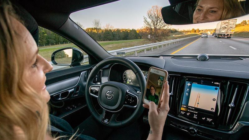 Drivers Are Too Trusting of Partially Autonomous Vehicles Claims IIHS Report