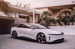 EV Startup Lucid Motors Announces the 'Air Pure' the More Affordable Version of its Luxury Air Sedan