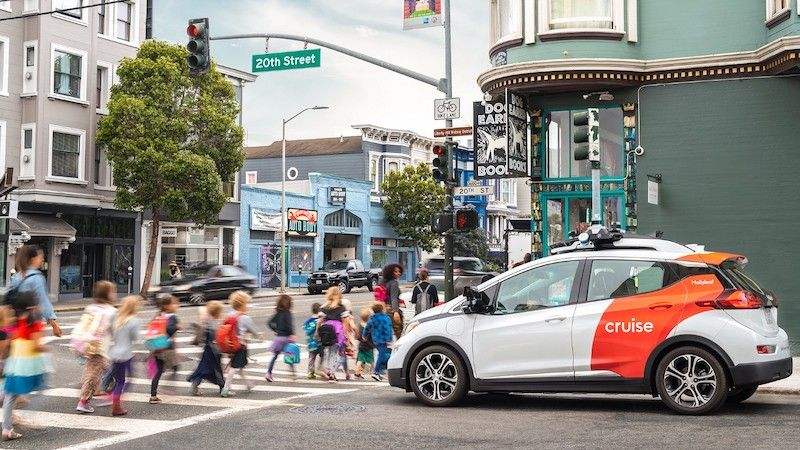 California to Allow Companies to Charge for Rides in Autonomous Cars