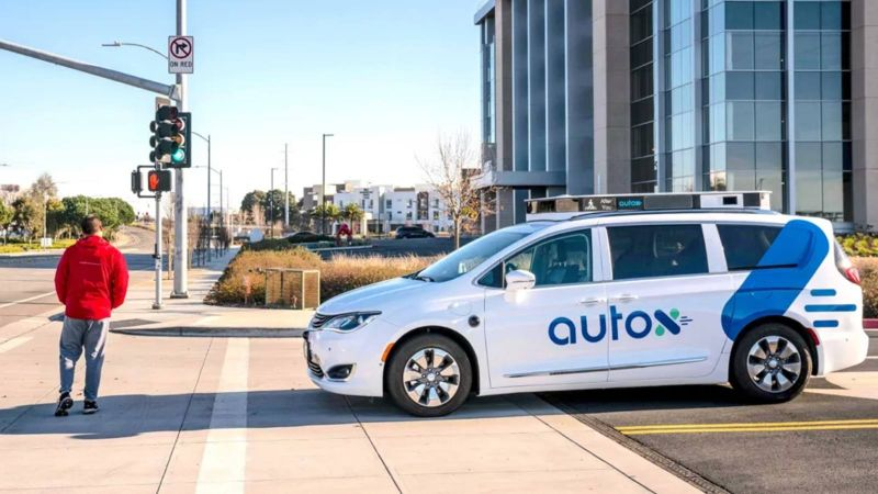 Robotaxi Startup AutoX is Now Picking Up Passengers in its Autonomous Vehicles Without Safety Drivers
