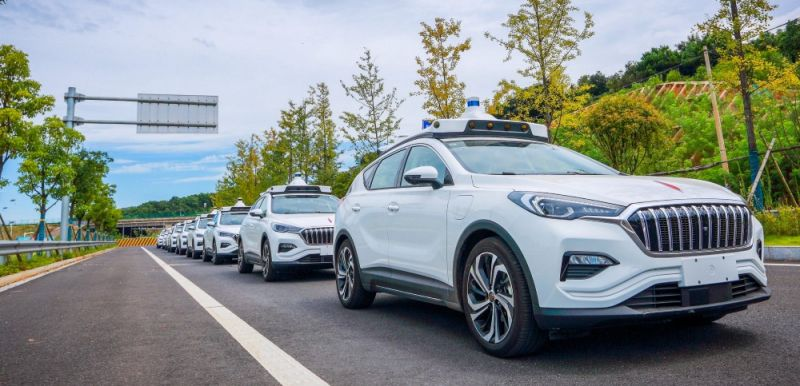 China's Baidu Granted Permit to Deploy Self-Driving Vehicles in Beijing Without Human Backup