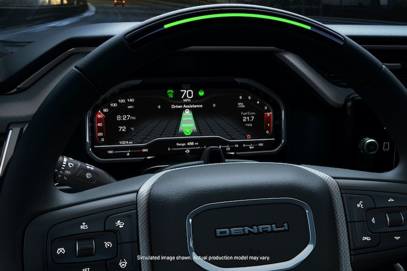 GM's Super Cruise Hands-Free Driving Feature Coming to the 2022 GMC Sierra 1500 Denali