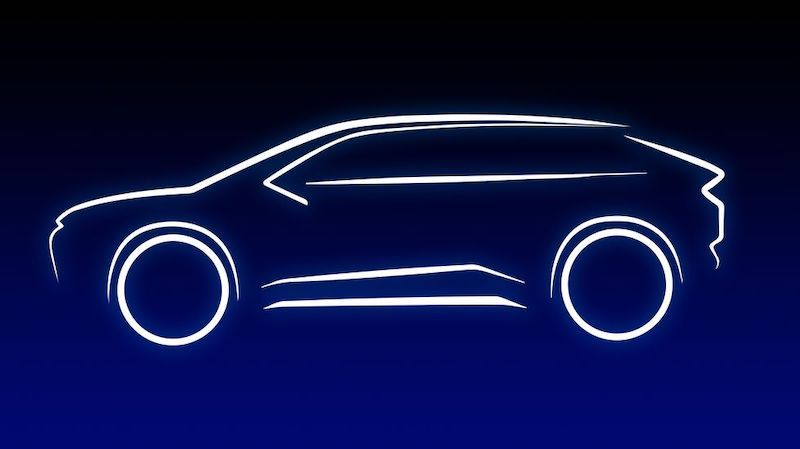Toyota Confirms a New Battery-Powered EV Coming for Europe