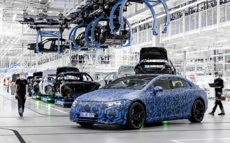 Mercedes Benz Shares Product Roadmap for its New Electric EQ Brand, 6 New Battery-powered Models Coming by 2022