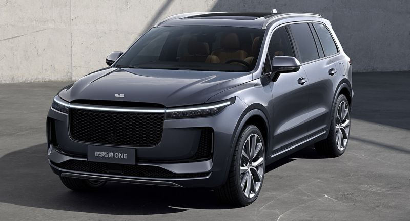 China's Newest New Energy Vehicle Startup Li Auto Reaches Sales of 30,000 Units This Year