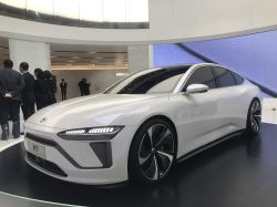 Chinese EV Startup NIO to Unveil its First Electric Sedan on Jan 9, New Competition for the Tesla Model 3