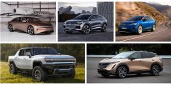 5 Electric Vehicles You Need to Watch Out For in 2021