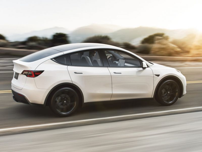 Tesla Vehicle Registrations Rise 63% in California in the Final Quarter of 2020 on Brisk Sales of the Model Y