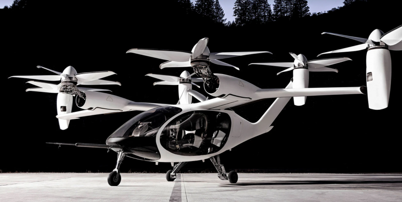 Toyota-backed Startup Joby Aviation is Seeking to Go Public in a $5 Billion SPAC Deal