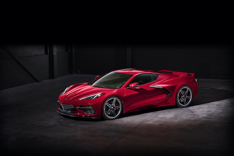 Chevrolet Looking Into Expanding Corvette Line With New SUV