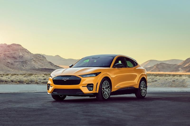 2021 Ford Mustang Mach-E Deliveries Delayed Over Quality Issues