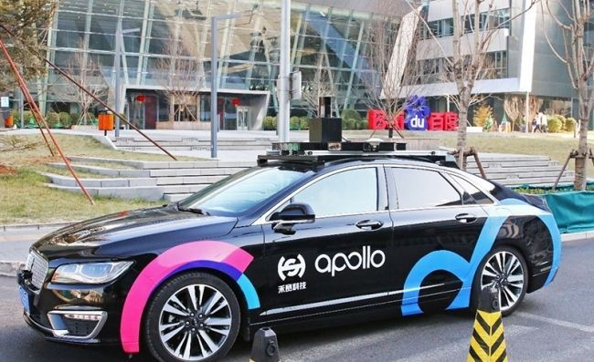 China's Baidu Granted Permit in California to Deploy its Self-driving Test Vehicles Without Safety Drivers