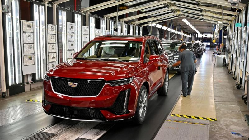 General Motors is the Latest Automaker Forced to Cut Production Due to Growing Chip Shortages