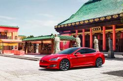 Tesla to Recall up to 36,126 Model S & Model X Vehicles in China to Replace Faulty Display Units
