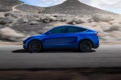 Tesla Reportedly Cutting Model Y Long Range Trim From Lineup