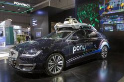 Autonomous Driving Startup Pony.ai Completes its Latest $367 Million Series C Funding Round