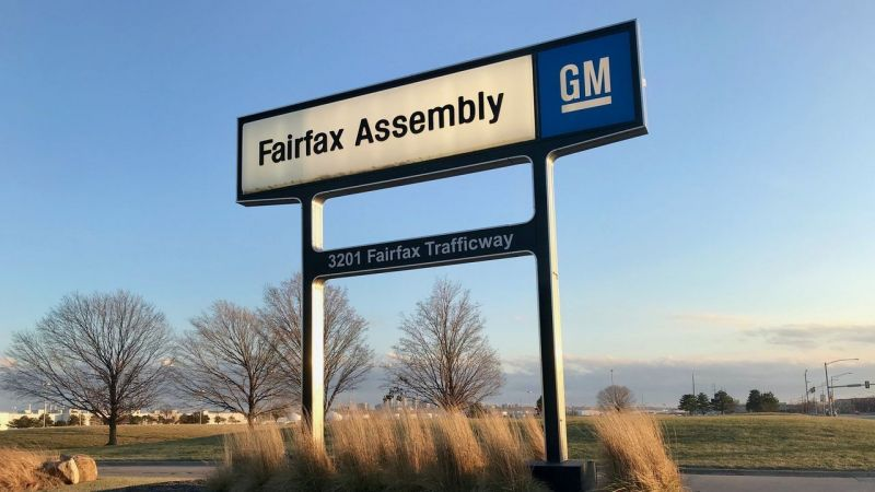 General Motors is Cutting Vehicle Production Until Mid-March Due to Ongoing Chip Shortages
