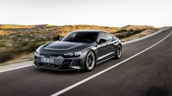 Audi Unveils the New e-tron GT and RS Fully-Electric Performance Sedans