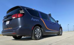 Toyota Enters into a Strategic Partnership with Silicon Valley Startup Aurora on Autonomous Driving Technology