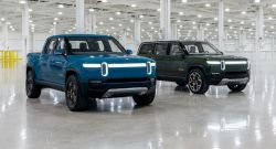 Amazon-backed Electric Vehicle Startup Rivian Aims for U.S. IPO This Year