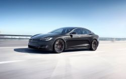 The Latest Tesla Model S & Model X Ditch the 12-volt Lead-Acid Accessory Battery for Lithium-ion