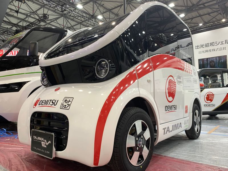 A New Japanese EV Joint Venture to Offer a Battery-Powered Car for Under $10,000
