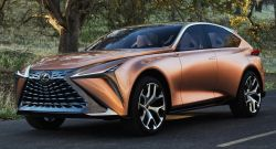 Toyota's Luxury Brand Lexus is Working on a New Fully-electric SUV