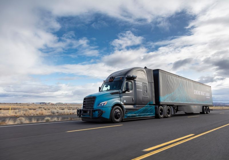Torc Robotics Select Amazon Web Services (AWS) to Manage the Data From its Fleet of Self-driving Trucks