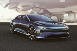Lucid Motors Closer to Launching its IPO in a SPAC Deal with Churchill Capital at a $12 Billion Valuation