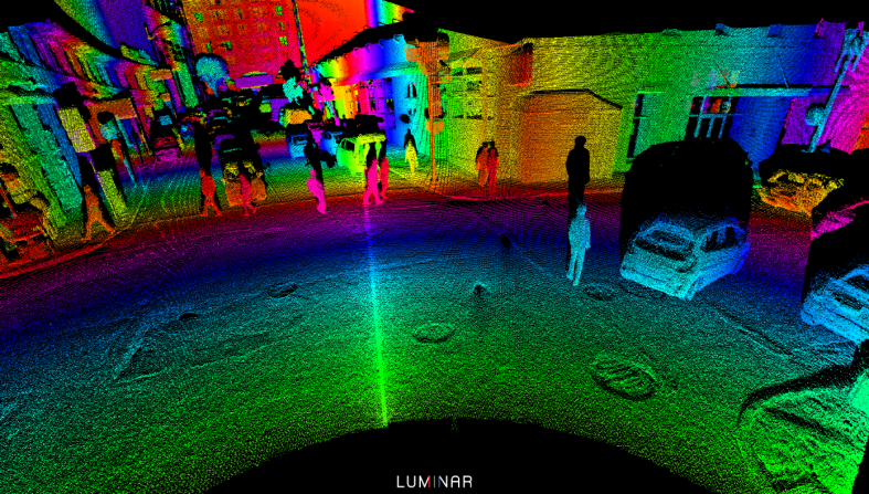 Apple in Talks With Multiple Lidar Suppliers to Buy Sensors for its Self-driving Car