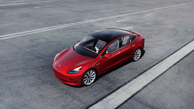 Tesla Shakes up Pricing for the Tesla Model 3, Model Y