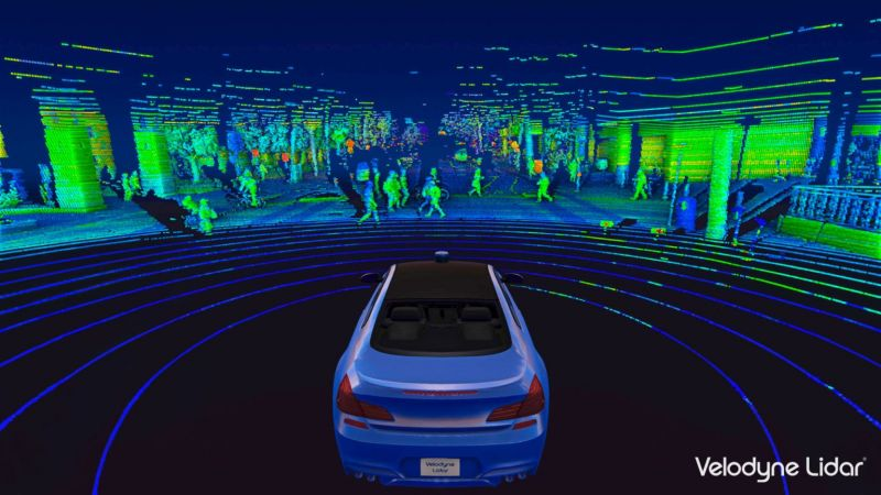 Velodyne Lidar Removes its Founder as Chairman Following Internal Investigation