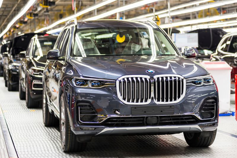 BMW Announces Construction of a New 67,000 Square-foot Training Center at its Factory in South Carolina