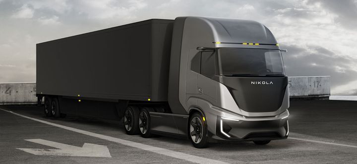 Fuel Cell Truck Startup Nikola Corp Announces its Model Lineup
