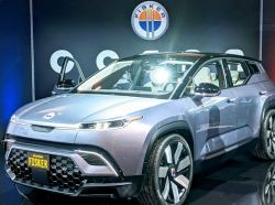 iPhone Assembler Foxconn to Build a 'Breakthrough' Electric Vehicle for EV Startup Fisker Inc