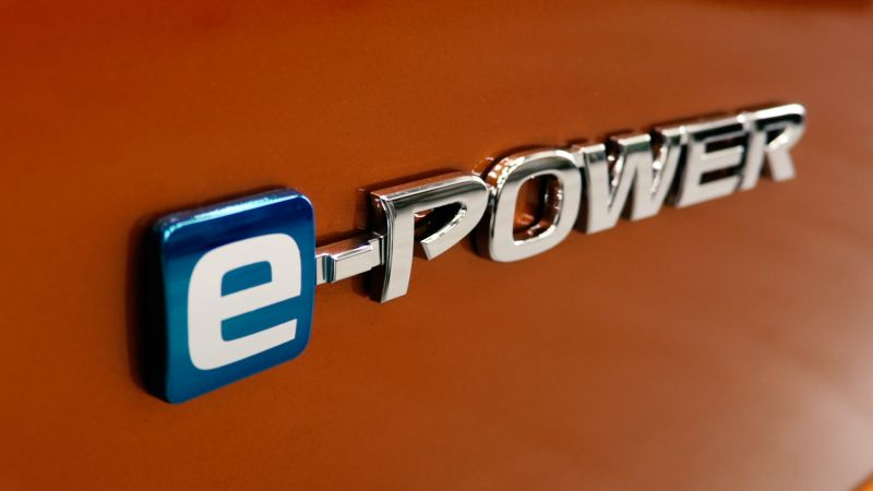 Nissan Announces a 'Major Breakthrough' in Thermal Efficiency With its New e-POWER Hybrid Technology