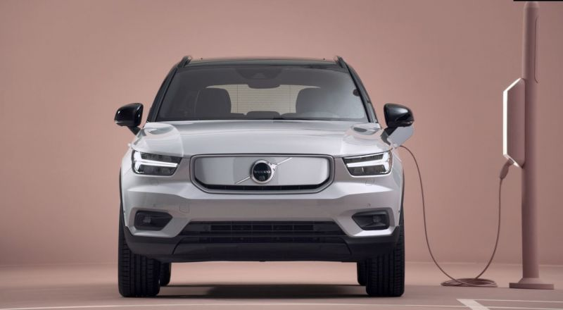 Volvo Cars Announces it Will Only Offer Fully-Electric Vehicles by 2030