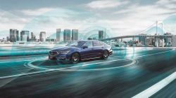 Honda Legend Sedan Offering Level 3 Self-Driving Technology in Japan