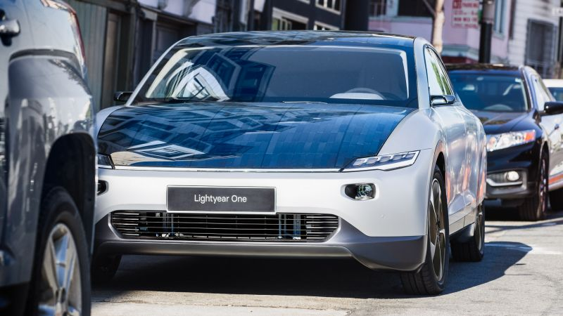 Solar Electric Vehicle Startup Lightyear Announces $48 Million Funding Round, its Largest to Date