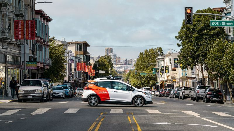 Silicon Valley Robotaxi Startup Voyage Acquired by Cruise, the Autonomous Driving Unit of General Motors