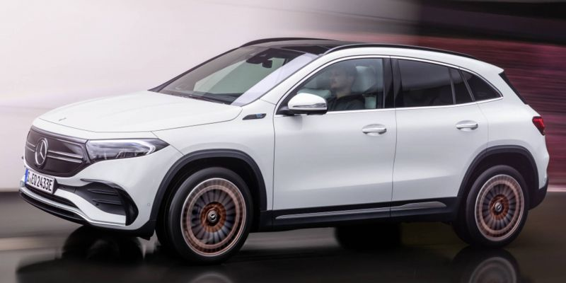 Mercedes-Benz to Introduce 4 New EVs in the U.S. By 2022
