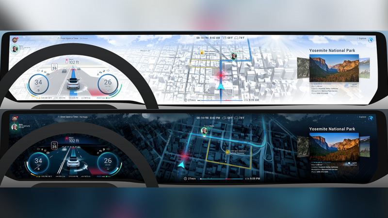 Video Game Software Developer Unity is Partnering with HERE Technologies to Build 3D Maps for Vehicle Navigation Systems