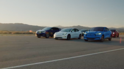 Teslas Traveled Further Than Other EVs When Out of Range in Edmunds' Testing
