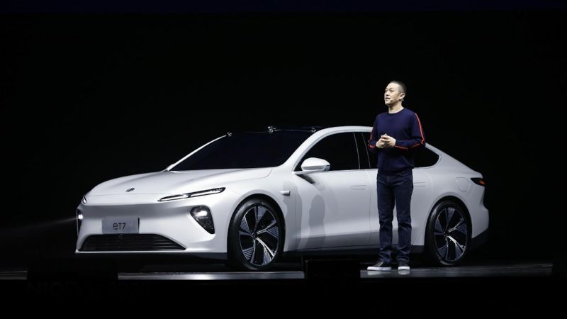 How a Deal With Tesla Helped Save Chinese EV Startup NIO in 2019