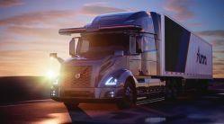 Self-Driving Technology Developer Aurora to Partner with Volvo on Autonomous Long-Haul Trucks