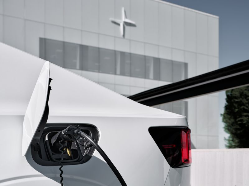 Volvo's Electric Brand Polestar is Partnering in a Swedish Energy Project to Accelerate the Development of Vehicle-to-Grid Technology