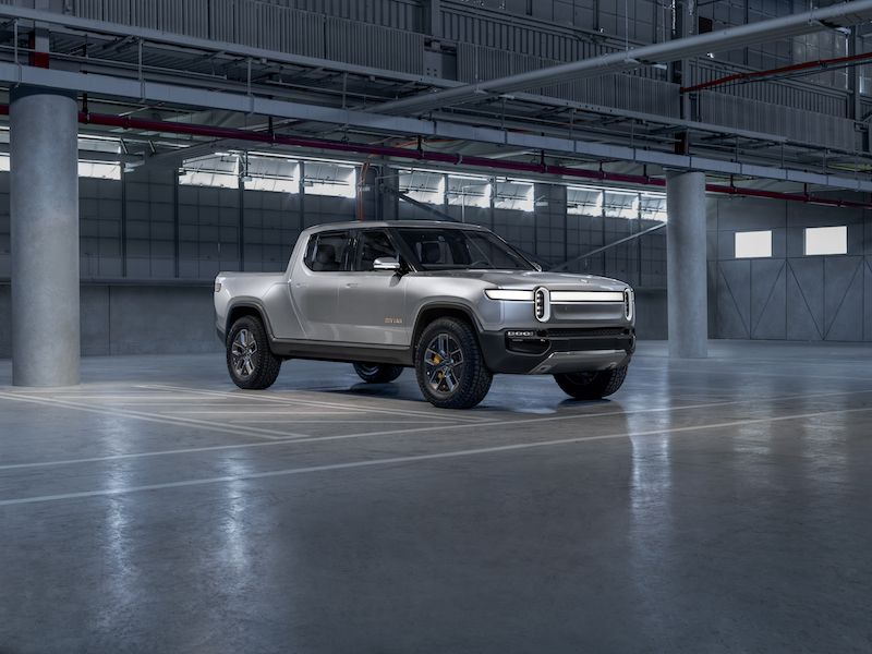 Rivian to Offer Extensive Warranty Coverage, Mobile Service for EVs