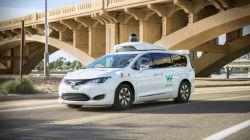 The CEO of Alphabet's Autonomous Driving Division Waymo Steps Down From His Role